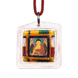 Colgante de Protección Shakiamuni Buda 3cm