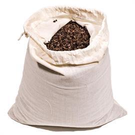 Bolsa de Algodón para Recargas 750g 30x18cm