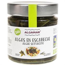 Algas en Escabeche Bio 190g