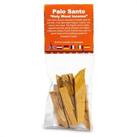 Palo Santo Natural Palitos de Madera Sagrada 20g
