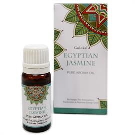 Aceite de Fragancia Jazmin Egipcio Goloka
