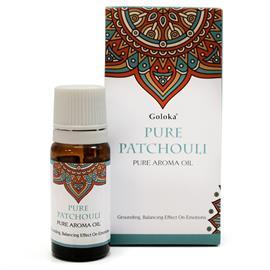 Aceite de Fragancia Pachulí Goloka