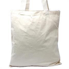 Bolsa de Algodón Ecológico Grande 38x42cm