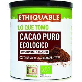 Cacao Puro en Lata Comercio Justo Bio 200g