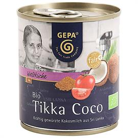 Leche de Coco Tikka Bio 200ml