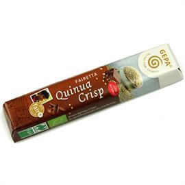 Chocolatina Quinoa Crips Bio 45g