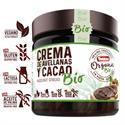 Crema de Cacao y Avellanas con Aceite de Oliva Bio 200g