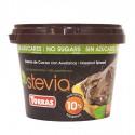 Crema de Cacao y Avellanas con Stevia Convencional 200g