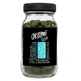 Chlorella en Tabletas Okami Bio 110g