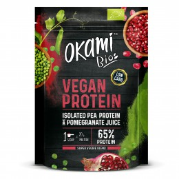 Proteína de Guisantes con Granada Okami Bio 500g