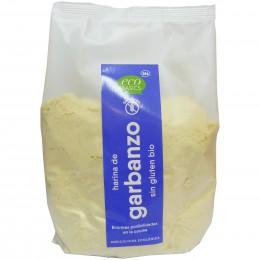 Harina de Garbanzos Sin Gluten Bio 500g