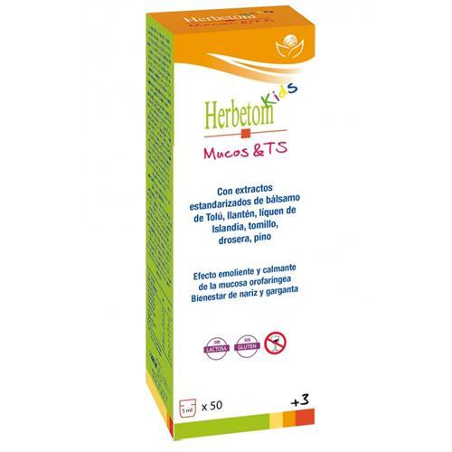 Herbetom Kids Mucos & TS 250ml