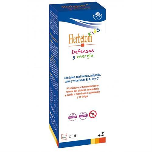 Herbetom Kids Defensas y Energía 250ml