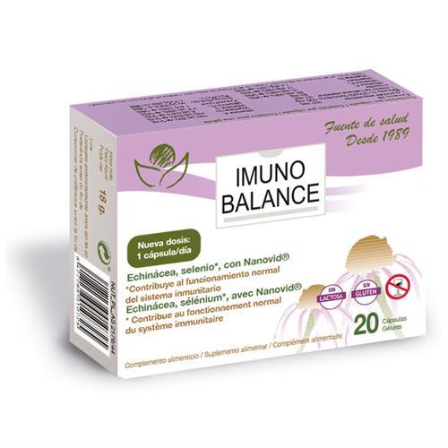 Imuno Balance 20 cápsulas