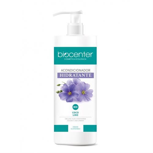 Acondicionador Hidratante Coco y Lino BC Botanical Bio 500ml