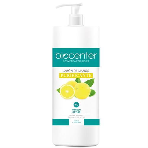 Jabón de Manos Purificante Romero y Ortiga BC Botanical Bio 1000ml