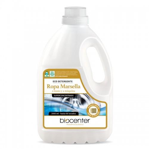 Detergente Lavadora Marsella Bio 2L