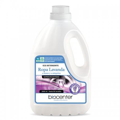 Detergente Lavadora Lavanda Bio 2L