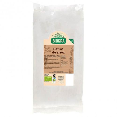 Harina de Arroz Bio 500g