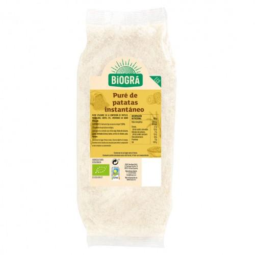 Puré de Patatas Instantáneo Bio 250g