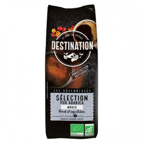 Café Selección 100% Arabica Molido Bio 250g