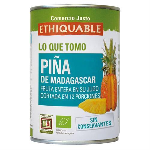 Piña en Lata Bio 410g