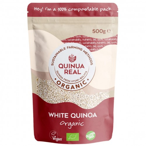 Quinoa Quinua Real Bio 500g