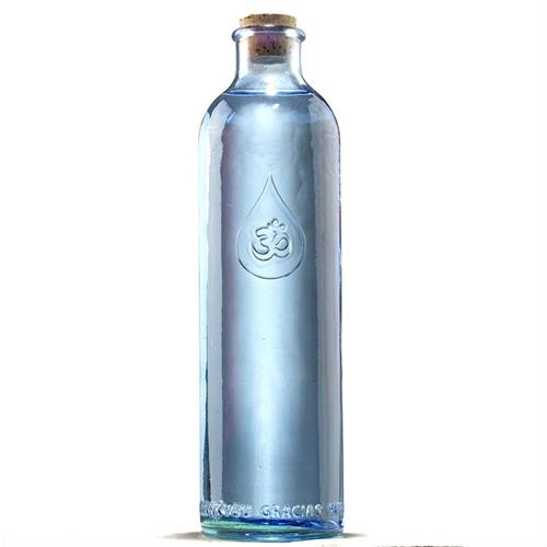 Botella de Vidrio OM Water Gratitud 1200ml