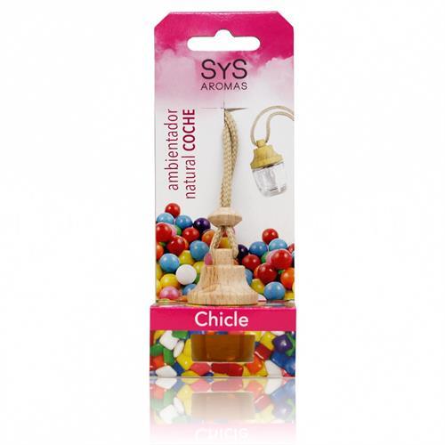 Ambientador Natural para Coche Chicle SYS 7ml