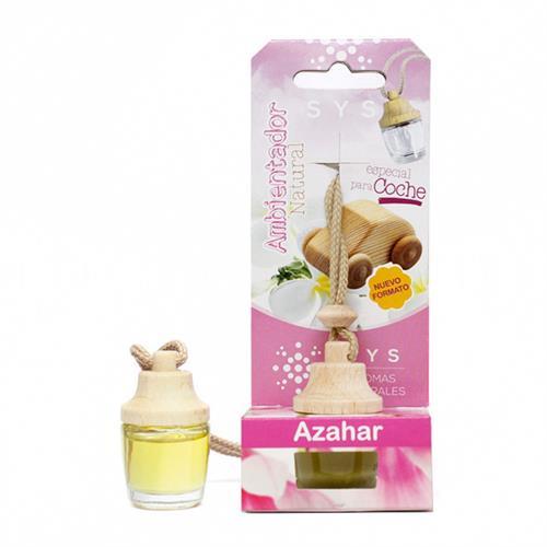 Ambientador Natural para Coche Azahar SYS 7ml
