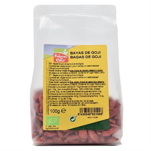 Bayas de Goji Bio 100g