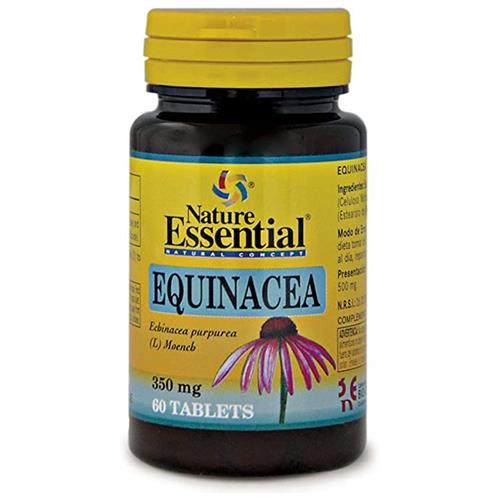Equinácea Nature Essential 60 Comp de 350mg