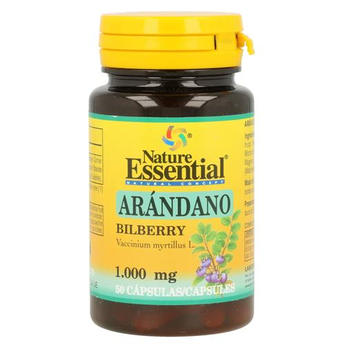 Arándano Nature Essential 60 Cáps de 1000mg