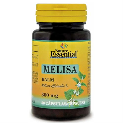Melisa Nature Essential 50 Cápsulas de 300mg