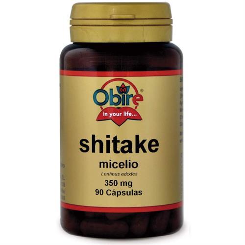 Shiitake Obire 90 Cáps de 350mg