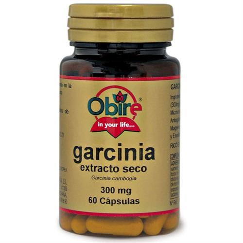 Garcinia Cambogia Ext. Seco 60 HCA Obire 60 Cáps de 300mg