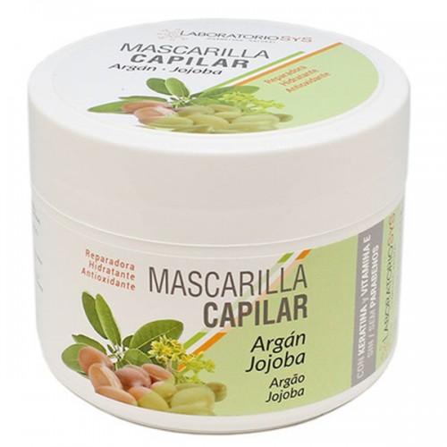 Mascarilla Capilar de Argán y Jojoba con Keratina SYS 250ml
