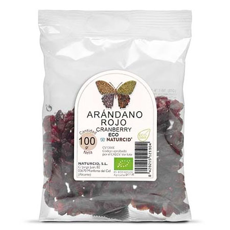 Arándano Rojo Naturcid Bio 500g