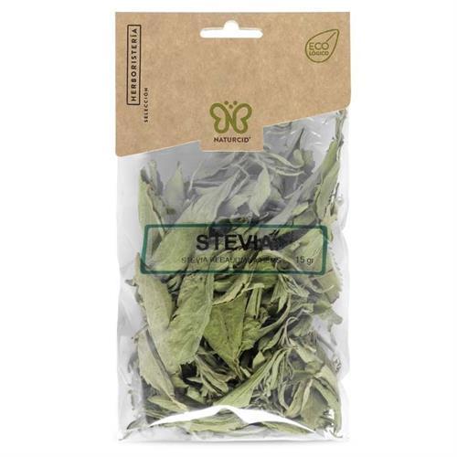 Stevia Hojas Naturcid Bio 35g