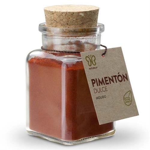 Pimentón Dulce Gourmet Naturcid Bio 90g