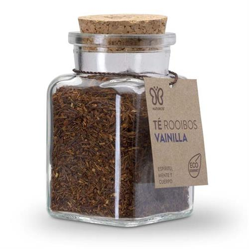 Té Rooibos Vainilla Gourmet Naturcid Bio 50g
