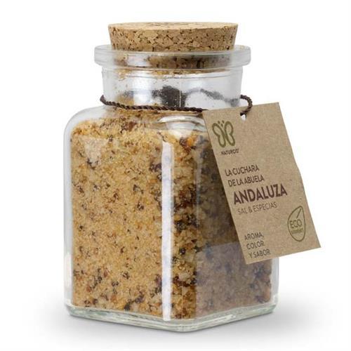Especias Cuchara de la Abuela Andaluza Gourmet Naturcid Bio 150g