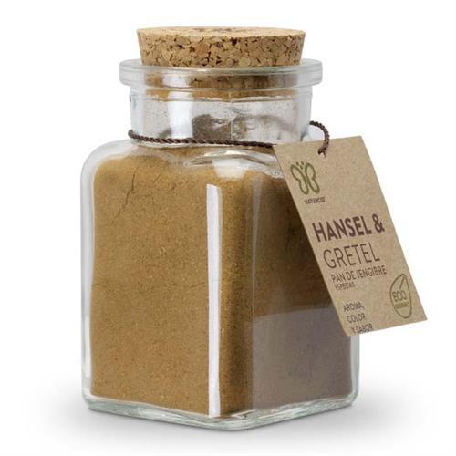 Especias Hansel y Gretel Pan de Jengibre Gourmet Naturcid Bio 60g
