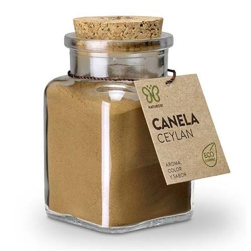 Canela de Ceylan Molida Gourmet Naturcid Bio 45g