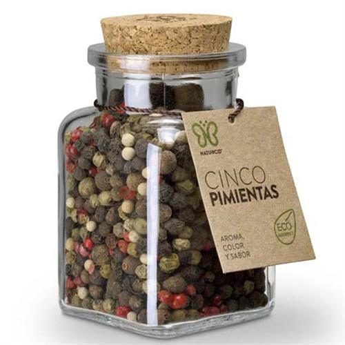 Cinco Pimientas Gourmet Naturcid Bio 70g