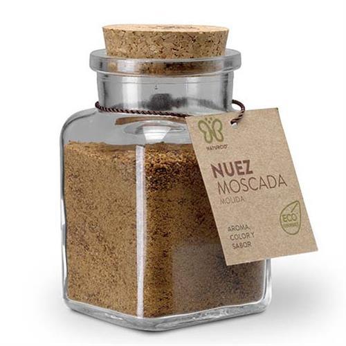 Nuez Moscada Molida Gourmet Naturcid Bio 70g