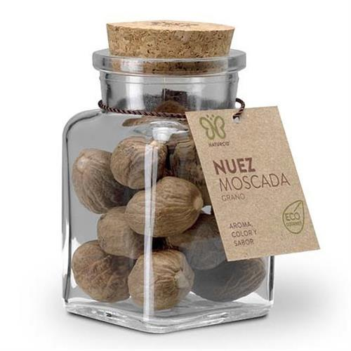 Nuez Moscada Grano Gourmet Naturcid Bio 70g