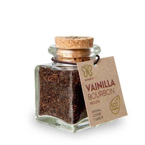 Vainilla Molida Gourmet Naturcid Bio 10g