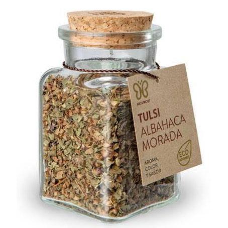 Tulsi Albahaca Morada Gourmet Naturcid Bio 15g