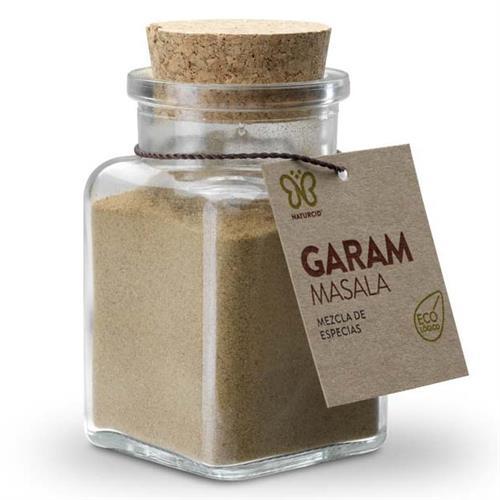 Garam Masala Gourmet Naturcid Bio 70g